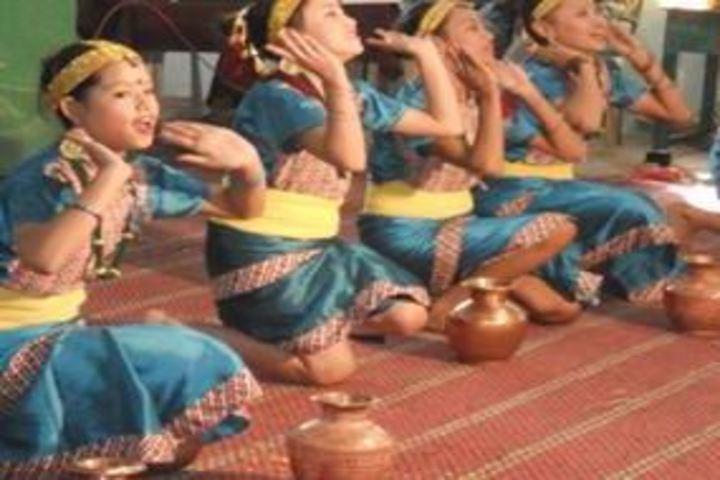 Vidya Jyoti Academy-Dance