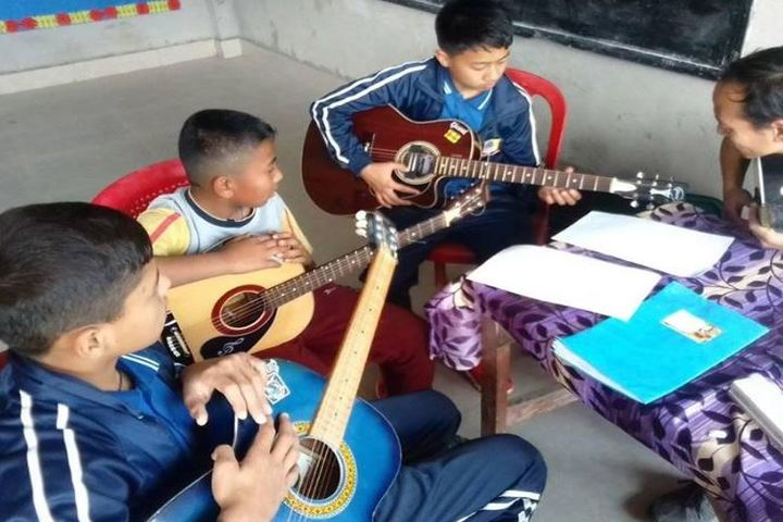 Vidya Jyoti Academy-Music