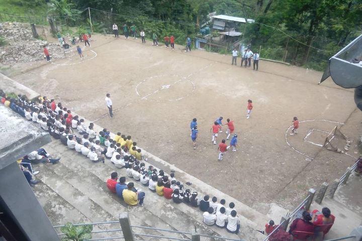 Vidya Jyoti Academy-Play Ground