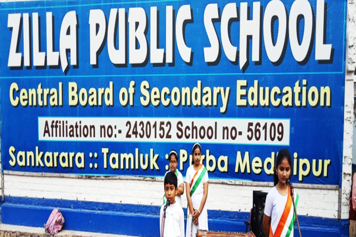Zilla Public School-Indepence Day