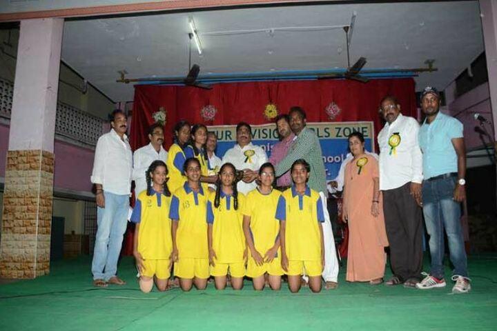 Little Flower English Medium School-Winners
