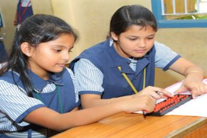 Ongole Public School-Abacus Class