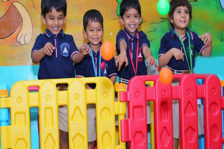 Ongole Public School-Play Area