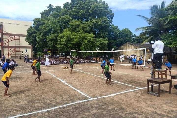 St Anns School-Sports Day