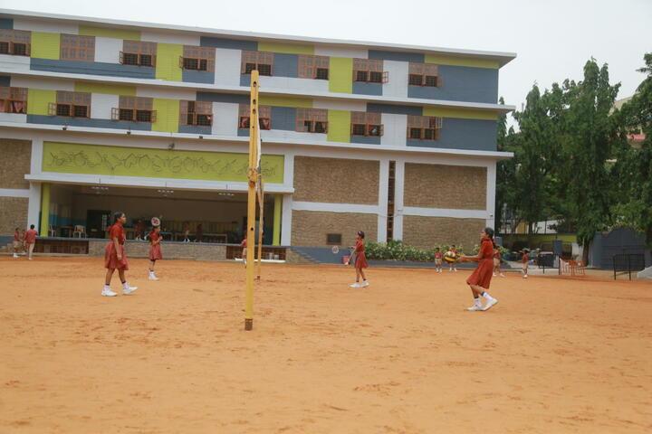 Timpany School-Volley Ball