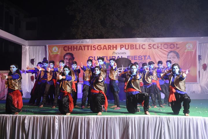 Chhattisgarh Public School-Annual Day