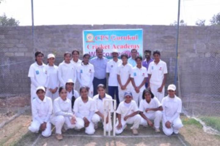 Chhattisgarh Public School-CPS Cricket Academy