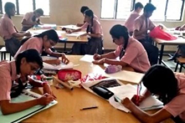 Chhattisgarh Public School-Literary