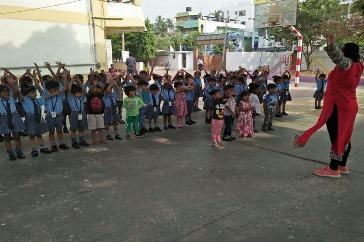 Alwardas Public School-Activity
