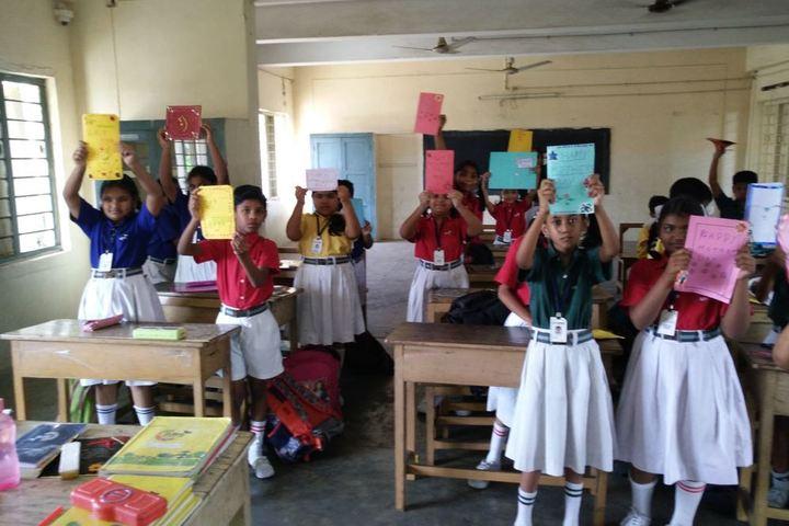 Alwardas Public School-Arts