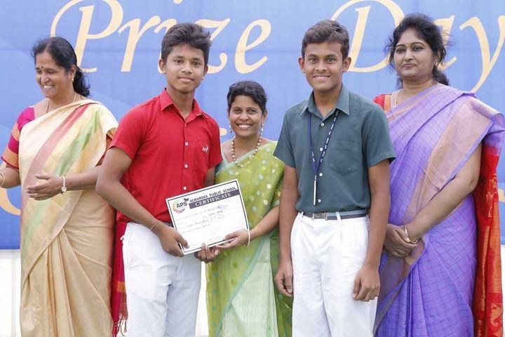 Alwardas Public School-Certification