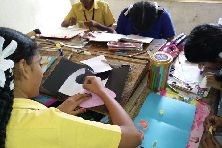 Alwardas Public School-Drawing