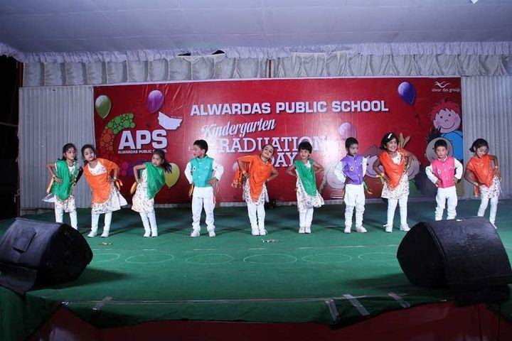 Alwardas Public School-Kids Dance