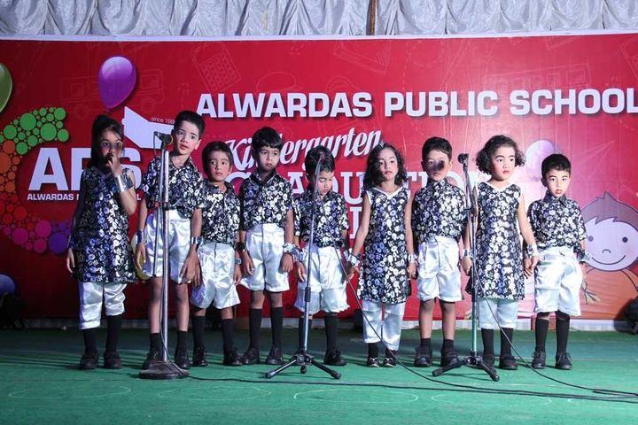 Alwardas Public School-Singing