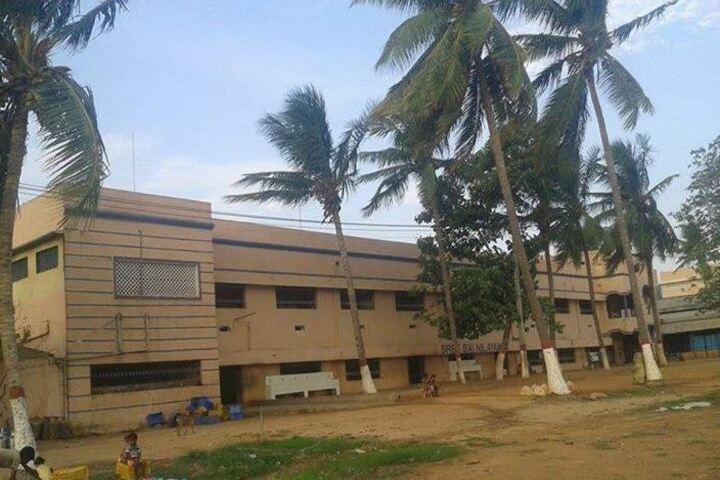 Bhuvanagiri Public School-Campus View