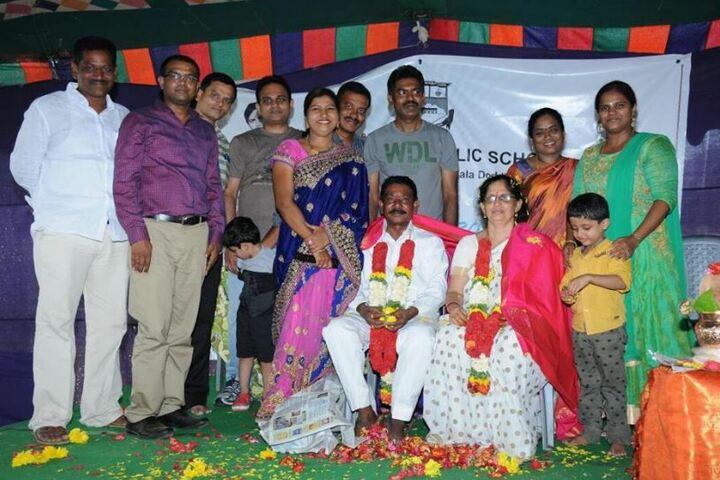 Bhuvanagiri Public School-Celebrations