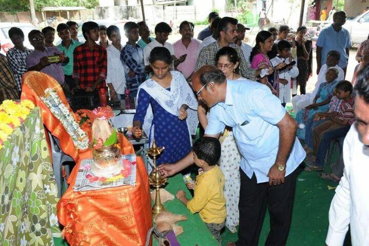 Bhuvanagiri Public School-Event