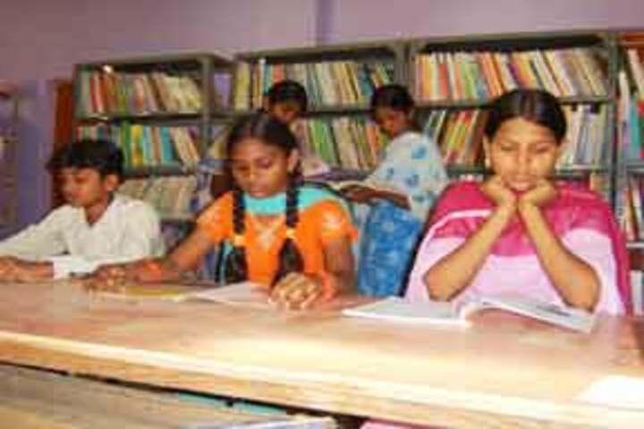 Bhuvanagiri Public School-Library