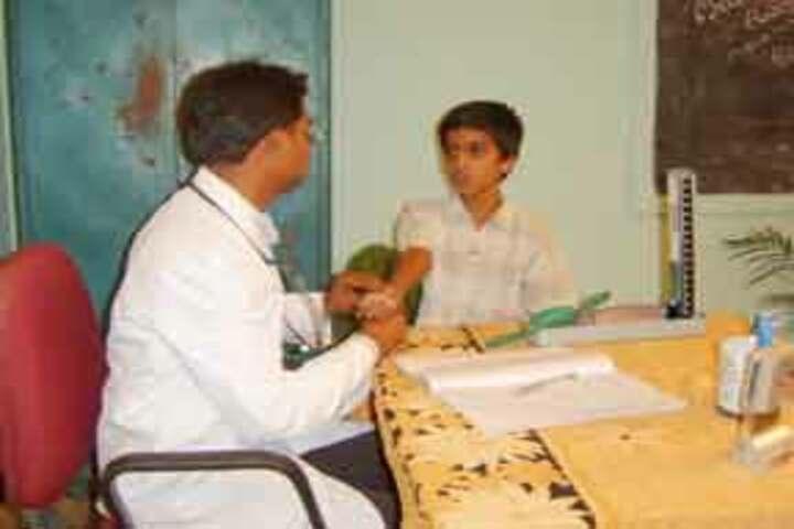 Bhuvanagiri Public School-Medical Checkup