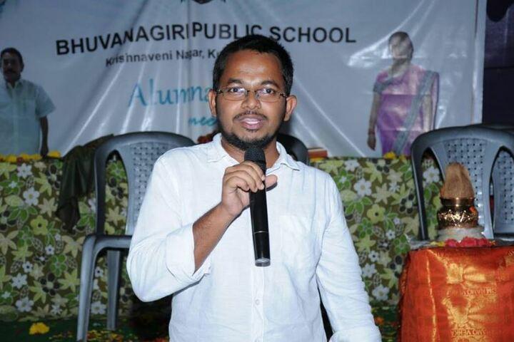 Bhuvanagiri Public School-Speech