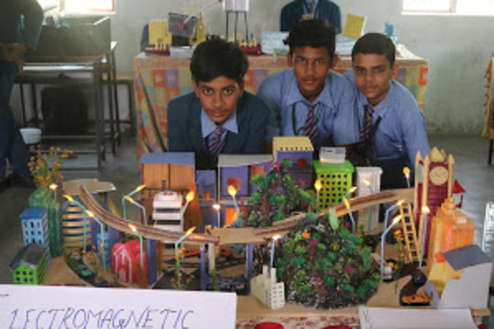 Colonels Academy of Radiant Education-Science Exhibition