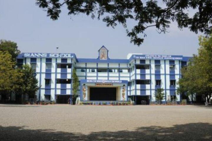 St Anns School-Campus