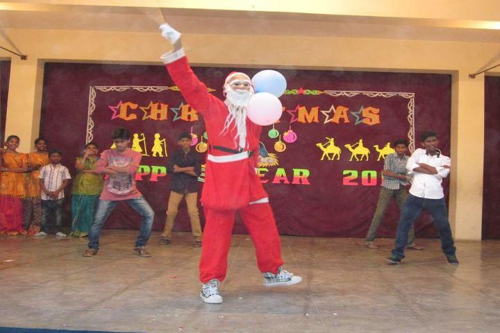 St Anns School-Christmas