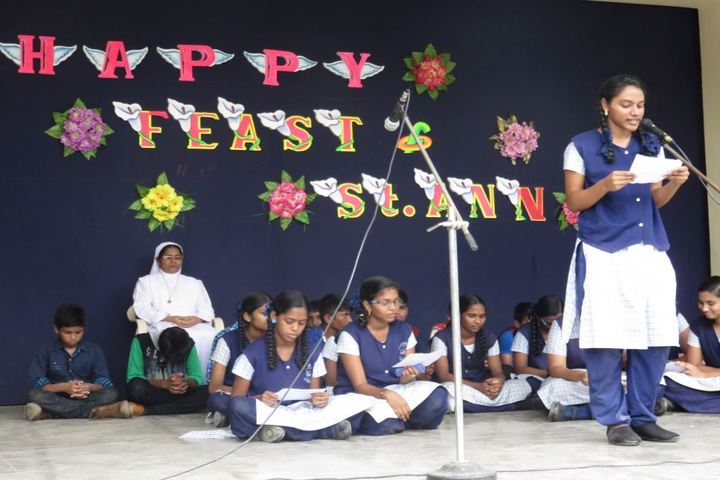 St Anns School-Events