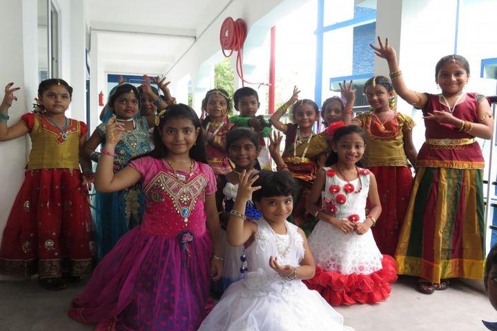 St Anns School-Kids
