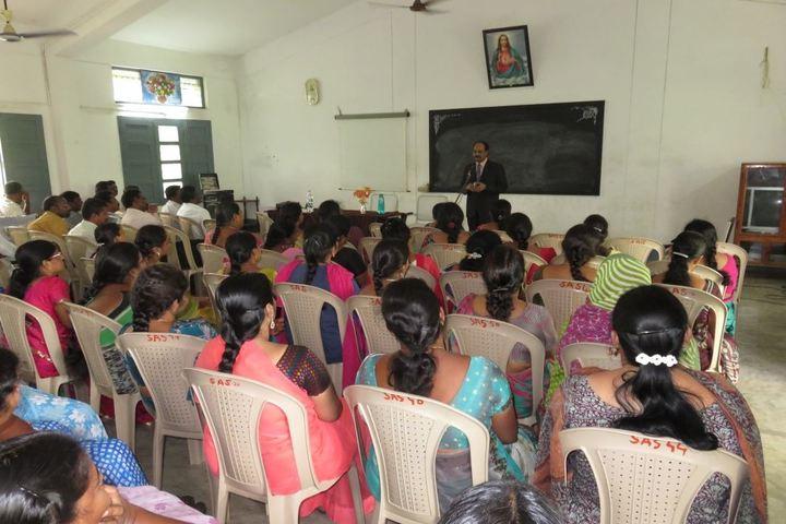 St Anns School-Meeting