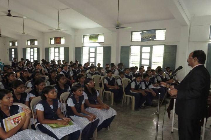 St Anns School-Seminar