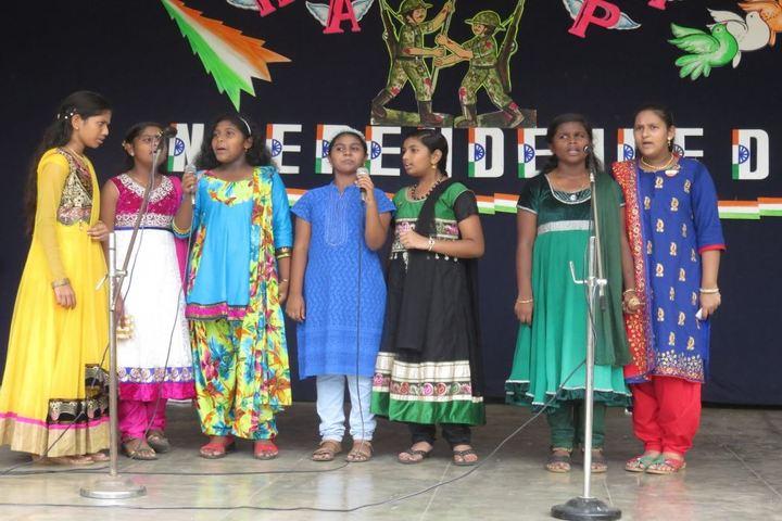 St Anns School-Singing