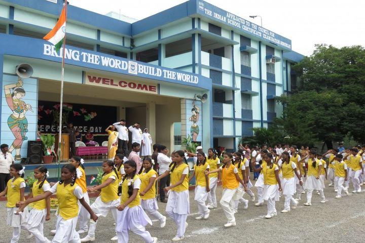 St Anns School-Sports Meet