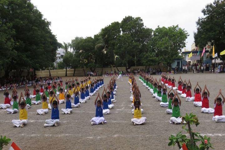 St Anns School-Yoga