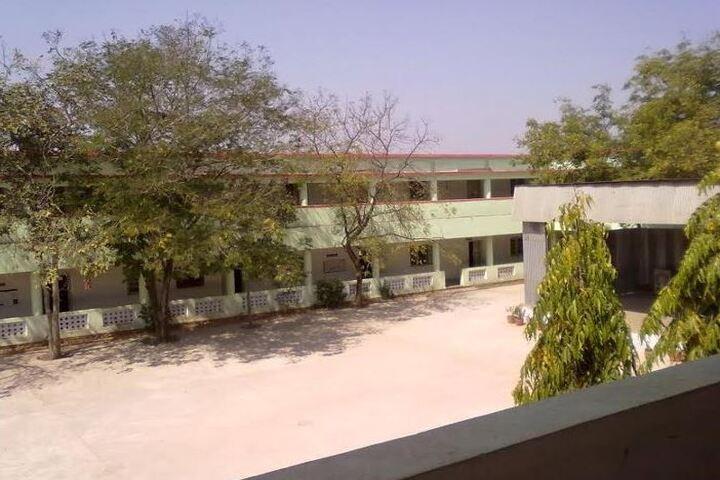 D A V Public School-Campus Area