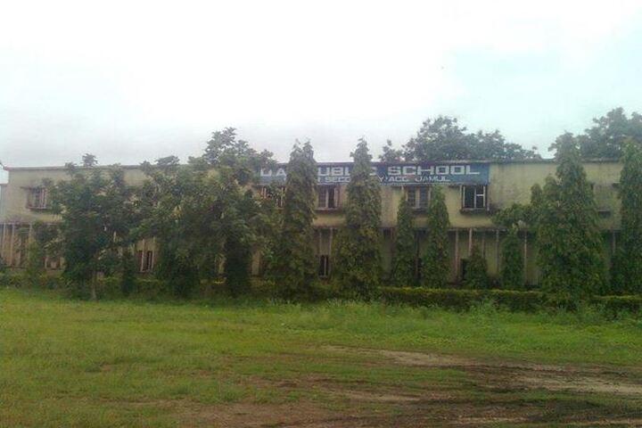D A V Public School-School Ground