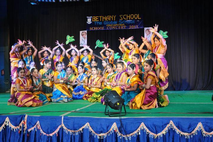 Bethany School-Cultural Dance