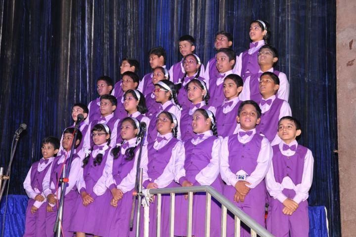 Bethany School-Singing