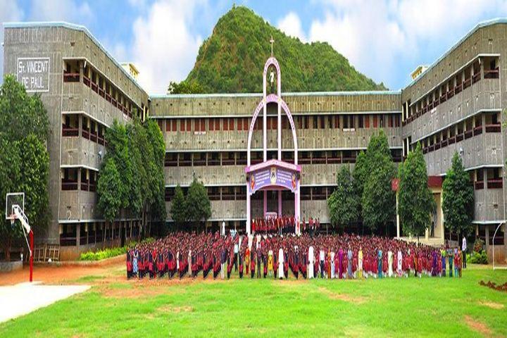 De Paul School-Campus View