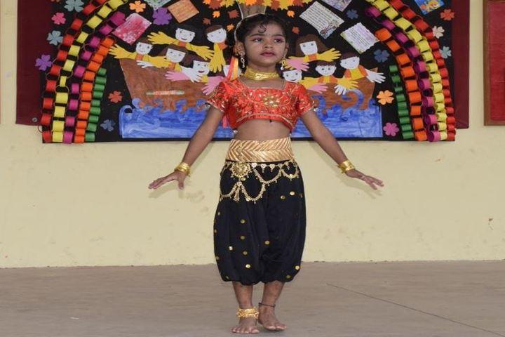 De Paul School-Dance