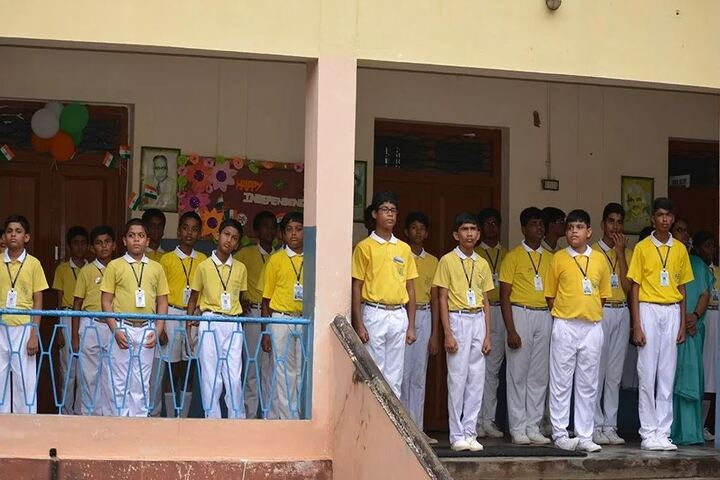 St. Francis School-Independence Day