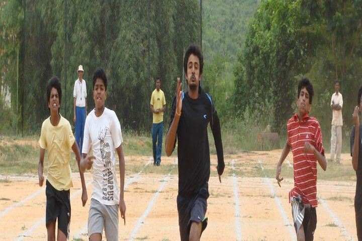The Peepal Grove School-Running