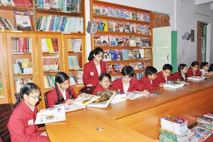The Future Kids School-Library