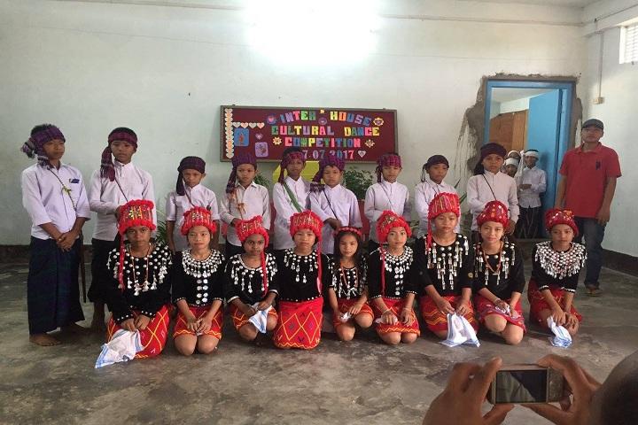 Don Bosco School-Kids