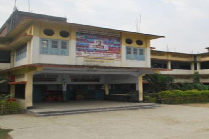 Don Bosco School-Campus Building