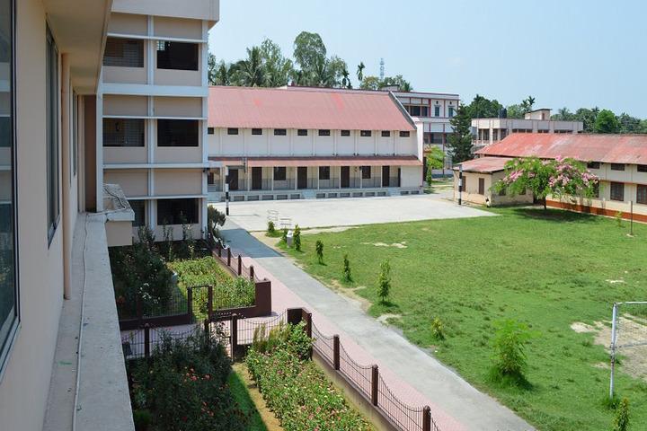 Carmel School-Campus View