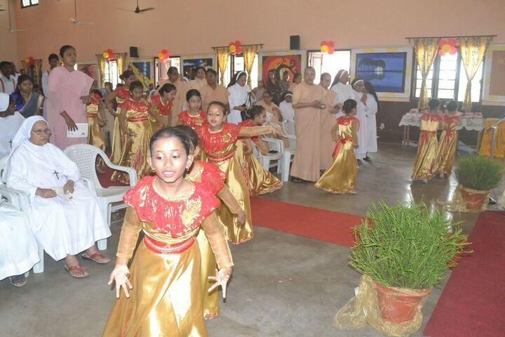 Carmel School-Cultural Day