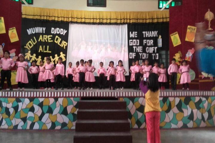 Carmel School-Parents Day Celebration