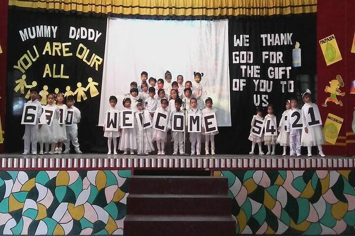 Carmel School-Parents Day