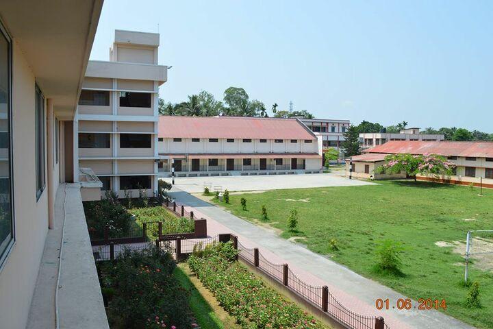 Carmel School-School Building